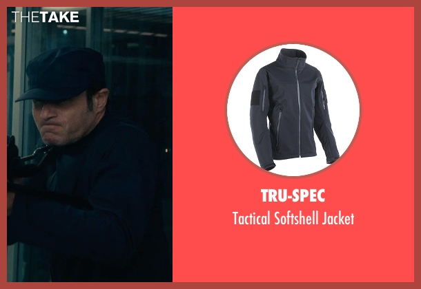 Tru-Spec black jacket from The Man from U.N.C.L.E. seen with Unknown Actor (Unknown Character)