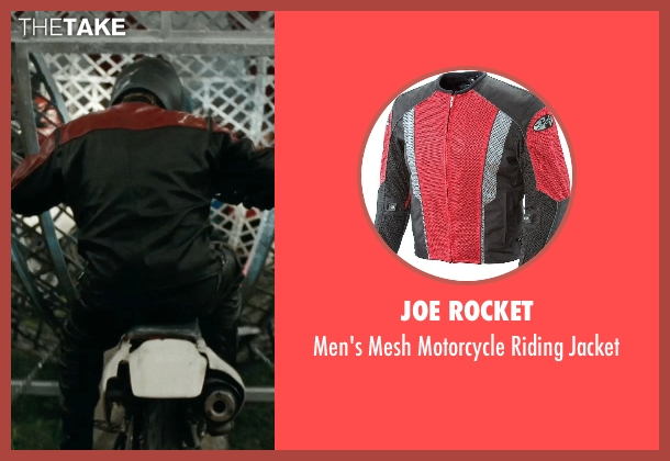 Joe Rocket black jacket from The Place Beyond The Pines seen with Unknown Actor (Unknown Character)