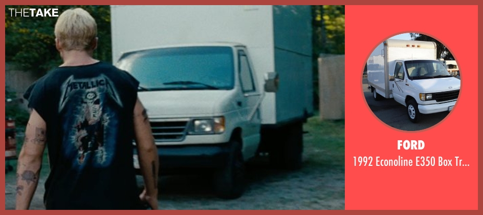 Ford truck from The Place Beyond The Pines seen with Unknown Actor (Unknown Character)