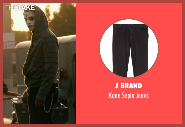 J Brand black jeans from The Purge: Anarchy seen with Unknown Actor (Unknown Character)