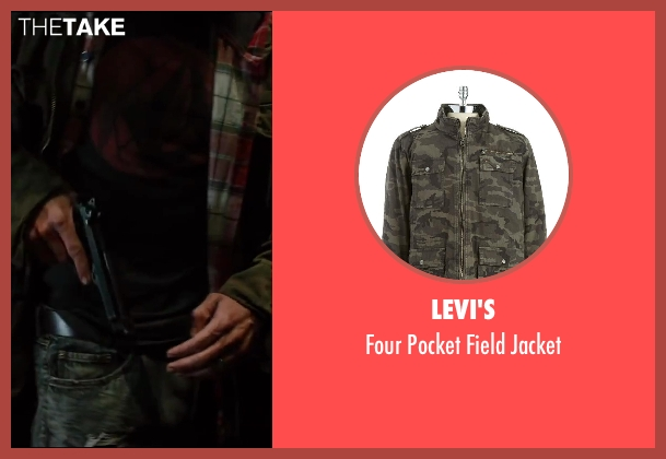 Levi's jacket from The Wolverine seen with Unknown Actor (Unknown Character)