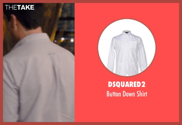 Dsquared2 white shirt from Trainwreck seen with Unknown Actor (Unknown Character)