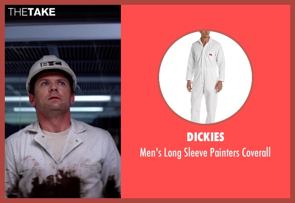 Dickies coverall from Transcendence seen with Unknown Actor (Unknown Character)