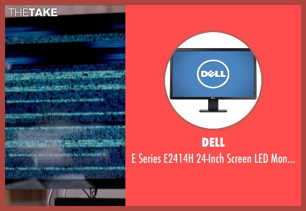 Dell monitor from Transcendence seen with Unknown Actor (Unknown Character)