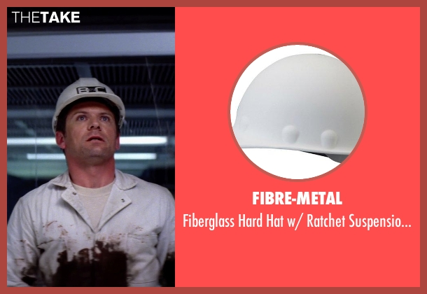 Fibre-Metal white from Transcendence seen with Unknown Actor (Unknown Character)