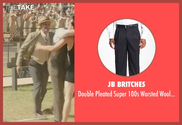 JB Britches black trousers from Unbroken seen with Unknown Actor (Unknown Character)