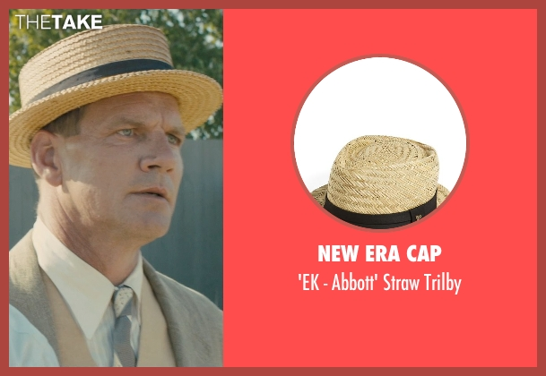 New Era Cap trilby from Unbroken seen with Unknown Actor (Unknown Character)
