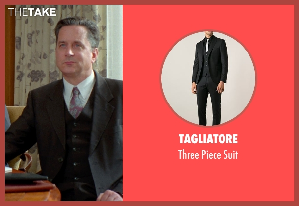 Tagliatore black suit from Unfinished Business seen with Unknown Actor (Unknown Character)