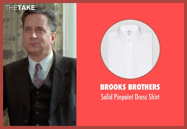 Brooks Brothers white shirt from Unfinished Business seen with Unknown Actor (Unknown Character)