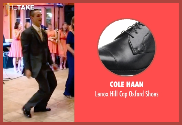 Cole Haan black shoes from Unfriended seen with Unknown Actor (Unknown Character)