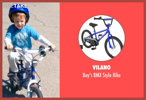 Vilano blue bike from Unfriended seen with Unknown Actor (Unknown Character)