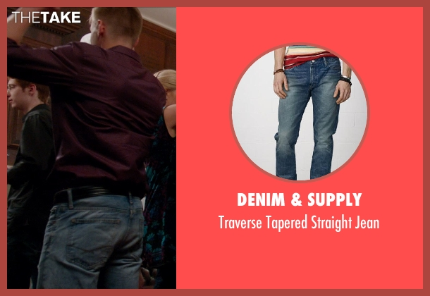 Denim & Supply blue jean from Vampire Academy seen with Unknown Actor (Unknown Character)