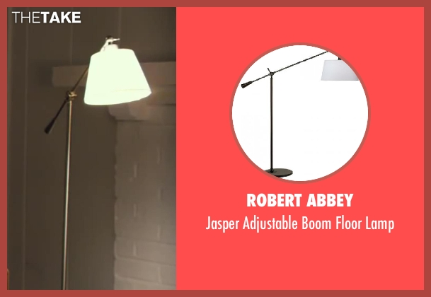 Robert Abbey lamp from Walk of Shame seen with Unknown Actor (Unknown Character)