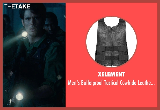 Xelement vest from Warm Bodies seen with Unknown Actor (Unknown Character)