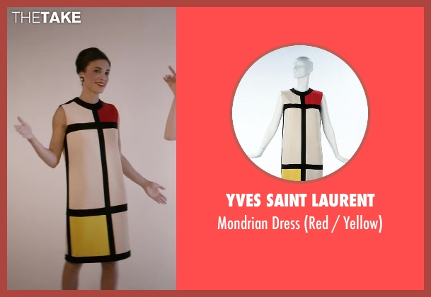 Yves Saint Laurent dress from Yves Saint Laurent seen with Unknown Actor (Unknown Character)