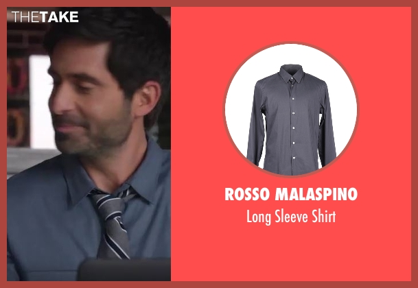 Rosso Malaspino  gray shirt from Imaginary Mary seen with Unknown Character (Stephen Schneider)