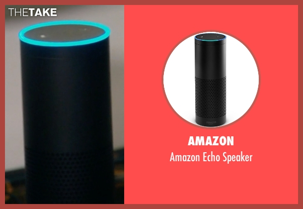 Amazon speaker from Keeping Up With The Kardashians seen with Unknown Character (Unknown Actor)