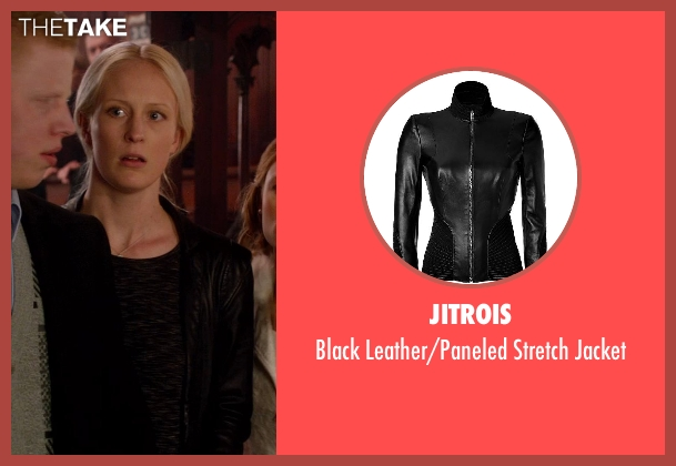 JITROIS black jacket from Vampire Academy
