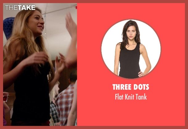 Three Dots black tank from Vampire Academy
