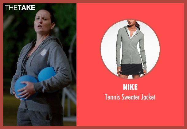 Nike gray jacket from Vampire Academy