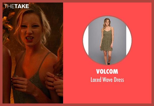 Volcom green dress from Vampire Academy