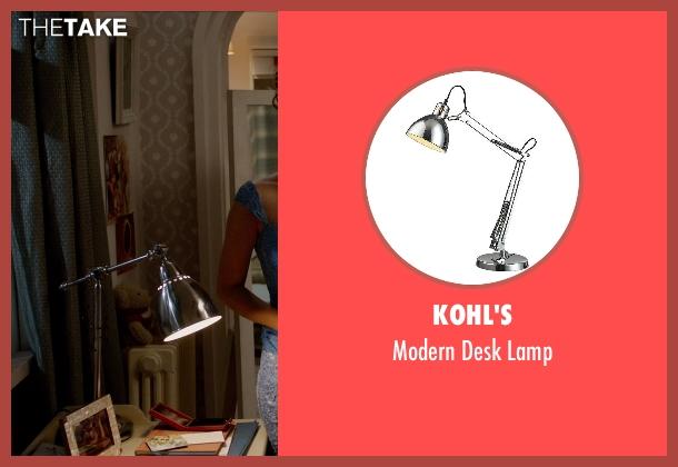 Kohl's lamp from Vampire Academy