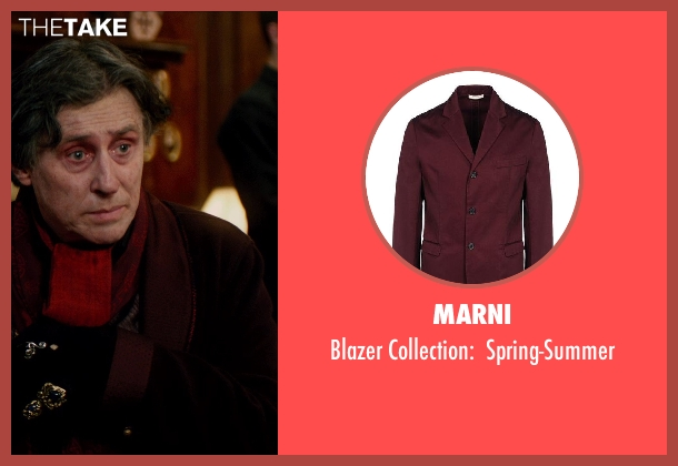 MARNI red spring-summer from Vampire Academy
