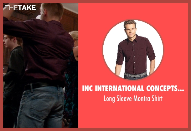 INC International Concepts Shirt shirt from Vampire Academy