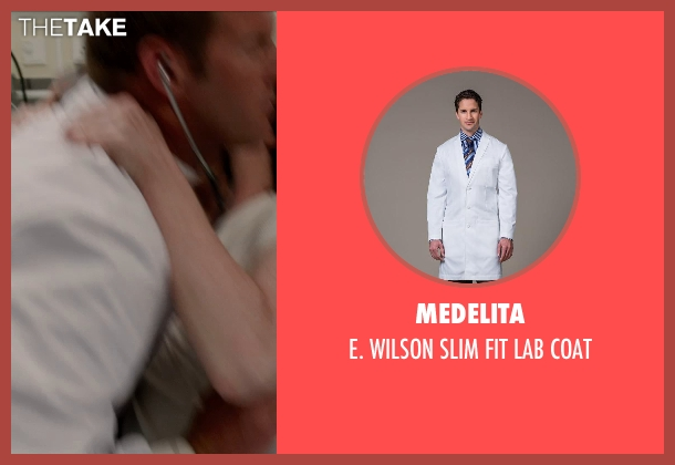 Medelita white coat from Vampire Academy