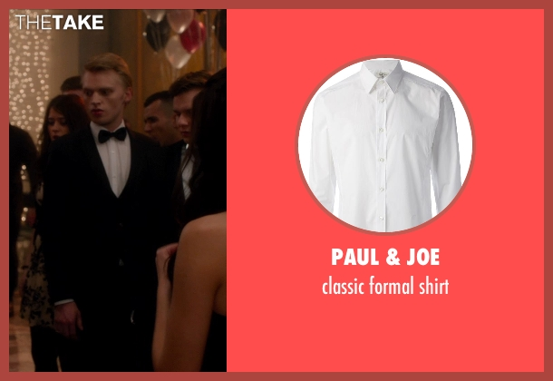 PAUL & JOE white shirt from Vampire Academy