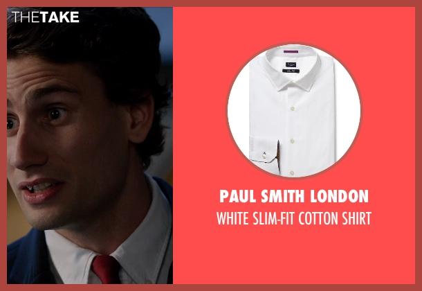 PAUL SMITH LONDON white shirt from Vampire Academy