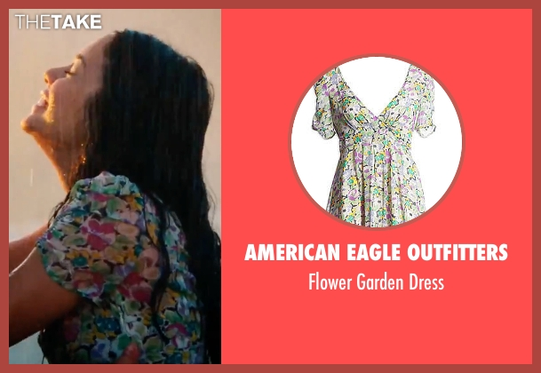 American Eagle Outfitters dress from High School Musical 3: Senior Year seen with Vanessa Hudgens (Gabriella Montez)