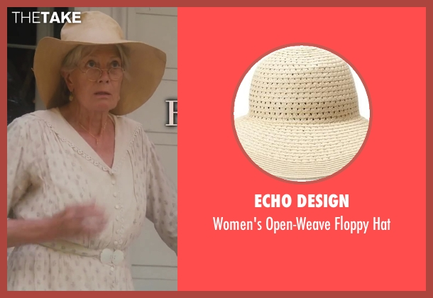 Echo Design beige hat from Lee Daniels' The Butler seen with Vanessa Redgrave (Annabeth Westfall)