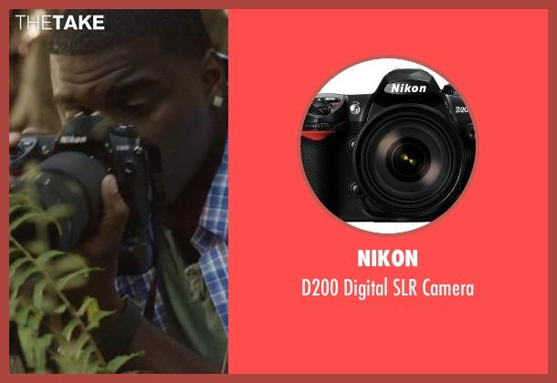 Nikon camera from Ballers seen with Vernon (Donovan W. Carter)