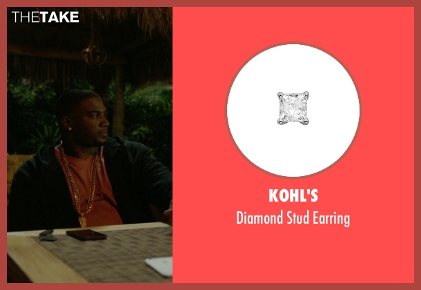 Kohl's earring from Ballers seen with Vernon (Donovan W. Carter)