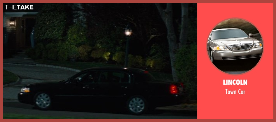 Lincoln car from The Other Woman seen with Victor Cruz (Fernando)