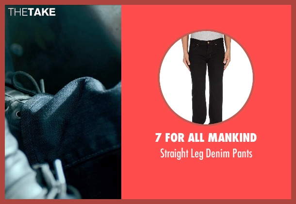 7 For All Mankind black pants from Furious 7 seen with Vin Diesel (Dominic Toretto)