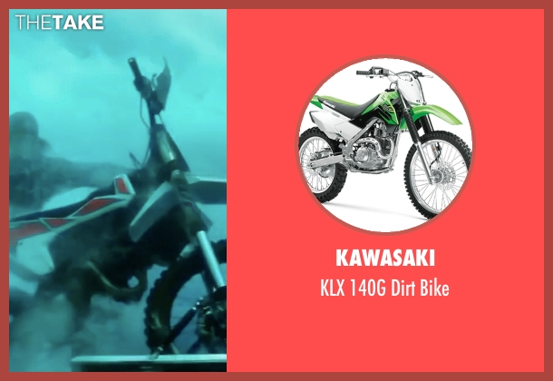 Kawasaki bike from xXx: Return of Xander Cage seen with Vin Diesel (Xander Cage)