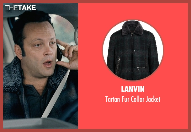 Lanvin blue jacket from Couple's Retreat seen with Vince Vaughn (Dave)