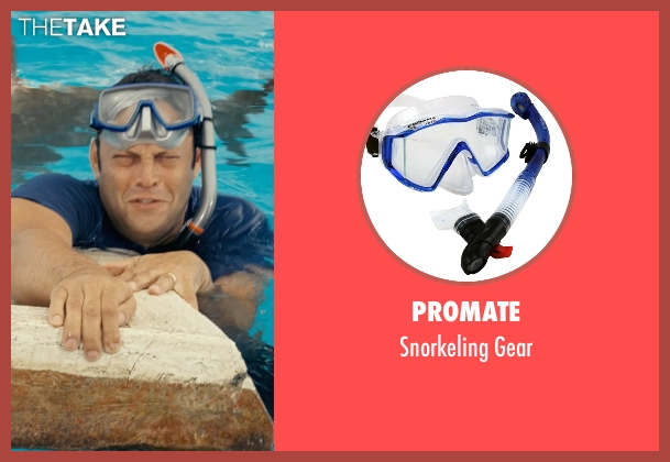 Promate gear from Couple's Retreat seen with Vince Vaughn (Dave)