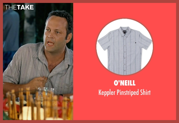 O'Neill gray shirt from Couple's Retreat seen with Vince Vaughn (Dave)