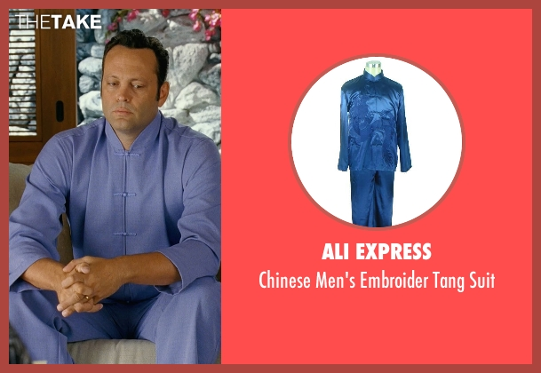 Ali Express suit from Couple's Retreat seen with Vince Vaughn (Dave)