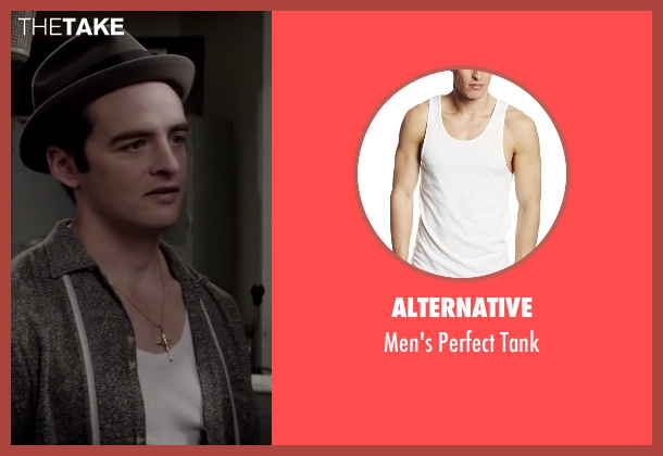 Alternative white tank from Jersey Boys seen with Vincent Piazza (Tommy DeVito)
