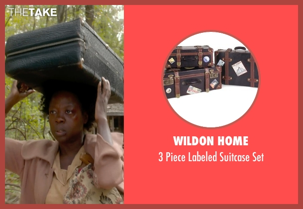Wildon Home black set from Get On Up seen with Viola Davis (Susie Brown)