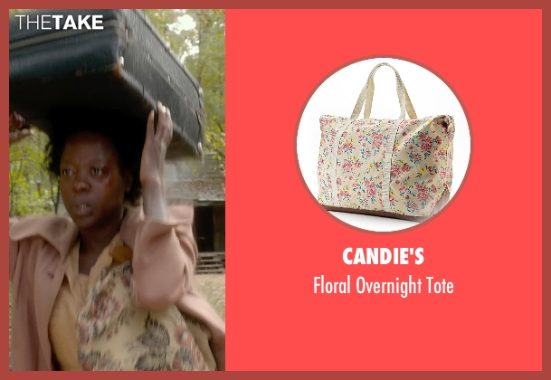 Candie's tote from Get On Up seen with Viola Davis (Susie Brown)