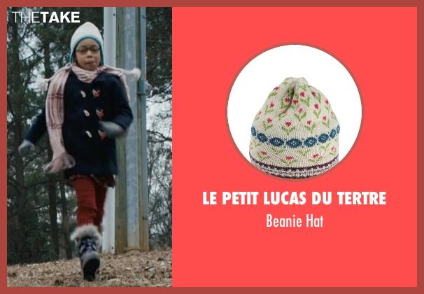 Le Petit Lucas Du Tertre white hat from Prisoners seen with Viola Davis (Nancy Birch)