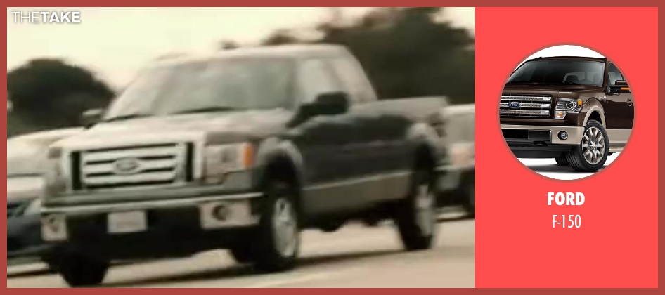 Ford f-150 from Walk of Shame