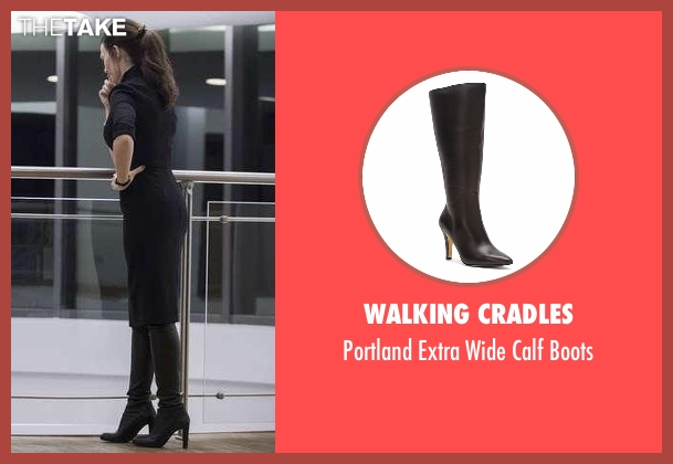Walking Cradles black boots from Billions seen with Wendy Rhoades (Maggie Siff)