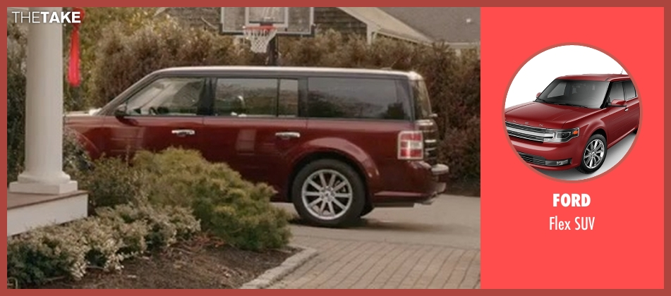 Will Ferrell Ford Flex Suv From Daddy S Home 2 Thetake
