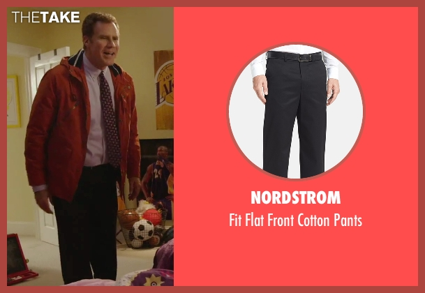 Nordstrom black pants from Daddy's Home seen with Will Ferrell (Brad)